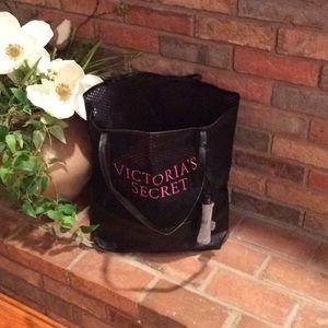 NEW VICTORIAS SECRET TOTE BAG